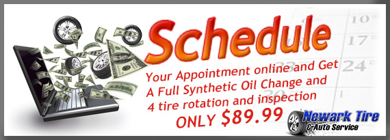 Newark Goodyear Promotions Schedule Your Appointment Online And